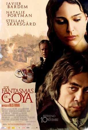 Nuestras velas en el cine: Los Fantasmas de Goya