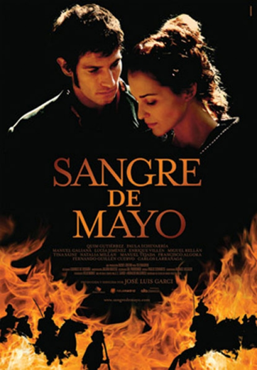 Nuestras velas en el cine: Sangre de Mayo