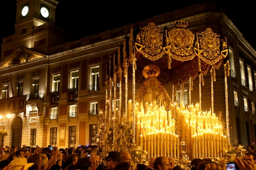 Virgen de Regla (Hermandad de Los Panaderos, Sevilla)