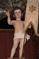 Restauración del Niño Jesús de Martínez Montañés de la Sacramental del Sagrario