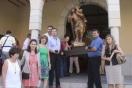Plasencia: la Cofradía de San Cristobal de Coria celebra las bodas de oro de su fundación