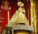 Mijas: Roban la corona de la Virgen de la Peña de Mijas
