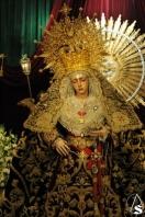 El lunes se retiran del culto temporalmente las Titulares de La Trinidad
