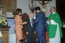 ANDÚJAR: José Reca recibe la medalla de plata de la Cofradía Matriz