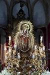 SEVILLA: la Reina de Todos los Santos cerró el ciclo de las Glorias