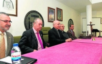 HUELVA: El Consejo presenta este jueves al pregonero de la Semana Santa de 2013
