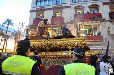 """SEVILLA:  el paso de """"los espejitos"""" del Valle recuperará su esplendor para la Semana Santa 2013"""