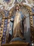 SEVILLA: Santa Genoveva. Triduo a Ntra. Sra. Inmaculada Milagrosa