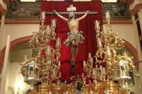 SEVILLA: el Consejo decide a última hora incorporar al viacrucis de los 14 cristos la imagen del Cachorro