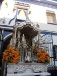 Eucaristía solidaria de la hermandad del Rocío de Isla en Almonte