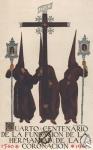SEVILLA: Recuperado el cartel del IV Centenario de la Fundación de la Hermandad de la Coronación, obra de Hohenleiter del año 1940