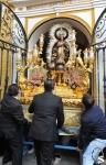 SEVILLA: La Pura y Limpia ya se encuentra en el Convento de la Encarnación para sus cultos anuales