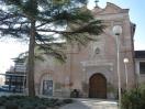 CALATAYUD: La Diputación Provincial financiará varias actuaciones en la iglesia de las Carmelitas Descalzas de Calatayud