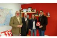 ALCOBENDAS: La Hermandad de la Virgen de la Paz ha concedido el Premio de la Paz a los Valores Humanos 2012 a la Fundación Theodora