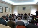 ALMONTE: Acuerdan crear la comisión de seguridad 'Año Jubilar del Rocío' para consensuar las medidas necesarias