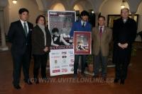UTRERA: Manuel Lombo presentó en Utrera el concierto que ofrecerá en el Santuario de Consolación