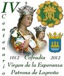 LOGROÑO: La Cofradía de la Esperanza luce ya el sello emitido por Correos