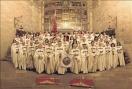 LEÓN: La cofradía del Pendónde San Isidoro festeja la traslación de las reliquias