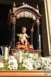 SEVILLA: El Niño Jesús procesionó por las calles de Nervión