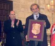 ÚBEDA: Premio Cristo de la Caída 2012 para la Federación de Síndrome de Down