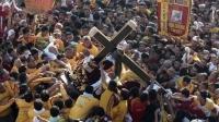 MANILA: Cientos de heridos en la procesión del 'Nazareno Negro'