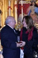 """SEVILLA: El reconocimiento de """"El Pabilo"""" a la labor de Adolfo Arenas"""