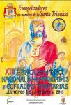 LINARES: XIII Encuentro Nacional de Hermandades y Cofradías Trinitarias en Linares