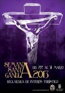 GANDÍA: La Semana Santa 2013 ya tiene cartel anunciador