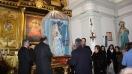 CIUDAD REAL: La lluvia cambió la tradición de la bajada de la Virgen de Peñarroya