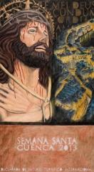 CUENCA: El 'Ecce Homo' de San Gil anunciará la Semana Santa 2013