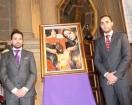 JAÉN: presentación del cartel de Semana Santa 2013