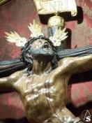 SEVILLA: Finaliza la restauración del Cristo de la Expiración. Hoy, entrega de la imagen a la Hermandad