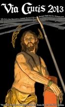 CUENCA: Una innovadora composición de Grupo Desenfoque anuncia el Vía Crucis del 'Amarrao'