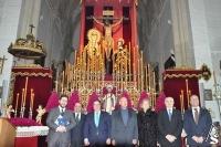 SEVILLA: Juan Manuel Labrador pregonó al Martes Santo en Los Javieres