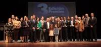 Cera Bellido recibió el Premio a la Trayectoria Empresarial en la III Edición Premios Andújar Emprende