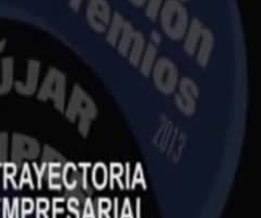 Premio Trayectoria Empresarial Andújar Emprende 2013