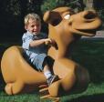 Balancines parques infantiles exterior