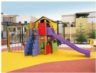 Juegos infantiles para parques de exterior