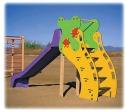 Toboganes para parques infantiles