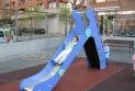 "Toboganes para parques infantiles ""La Rampa"""