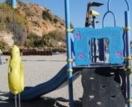 Continúan los arreglos en varios parques infantiles de Nerja.