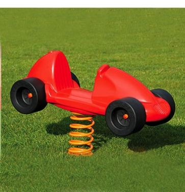 Balancin de muelles el Bolido para parques infantiles
