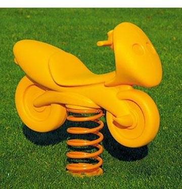 Balancin de muelles la moto