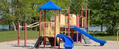 Seguridad en parques infantiles