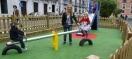 Piloña, inaugura parque infantil