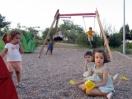 Parques infantiles, oasis urbanos...