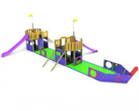 Barco la Fragata