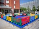 Parques infantiles para poner fin a la obesidad infantil