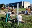 El primer parque infantil cubierto en Galicia
