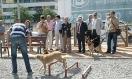 Un parque para perros se inaugura en Granada